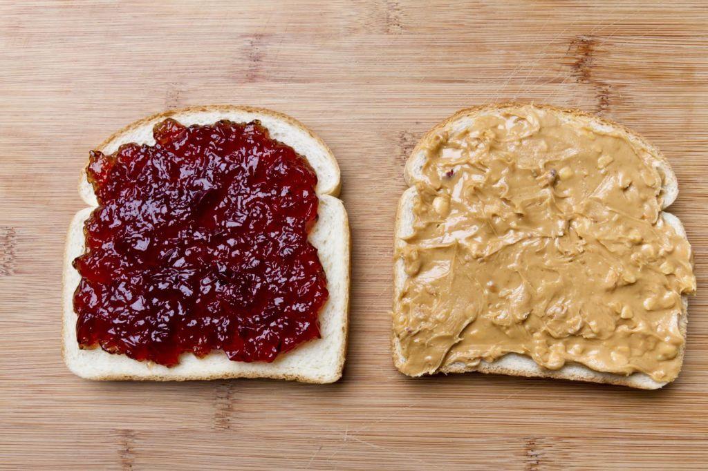 process essay peanut butter jelly sandwich